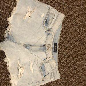 Aeropostale NWOT tomboy shorts